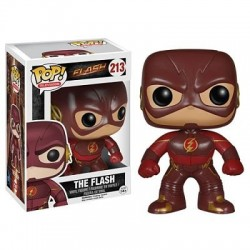 Figura Flash de The Flash Pop Funko 10 cm
