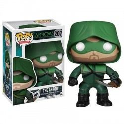 Figura Arrow de The Arrow Pop Funko 10 cm