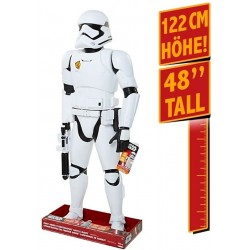 Figura Con Sonido Stormtrooper 122 cm Star Wars Episode VII Battle Buddy First Order