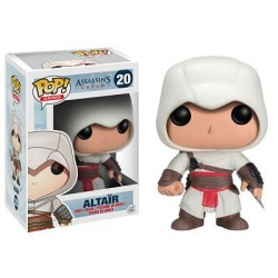 Figura Altair de Assassin´s Creed Cabezon Pop Funko 10 cm