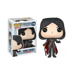 Figura Evie Frye de Assassin´s Creed Syndicate Cabezon Pop Funko 10 cm