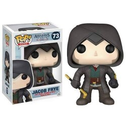Figura Jacob Frye de Assassin´s Creed Syndicate Cabezon Pop Funko 10 cm