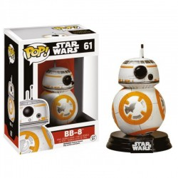 Figura BB-8 de Star Wars Episodio VII Cabezon Pop Funko 10 cm