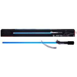 Sable Laser Luke Skywalker Force FX Black Series Lightsaber