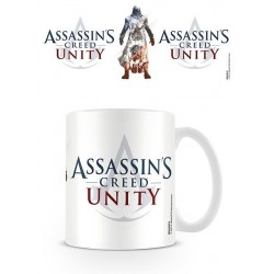 Taza Mug Assassin's Creed Unity Colour Logo