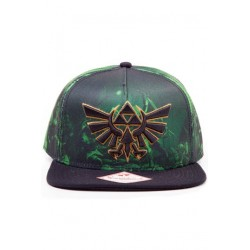 Gorra The Legend Of Zelda Snap Back All Over Print