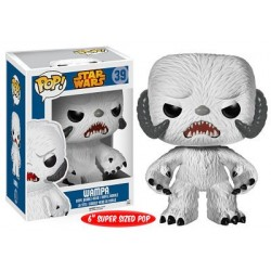 Figura Wampa de Star Wars Cabezon Pop Funko 14 cm