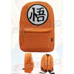 Mochila Dragon Ball Z Con Logo