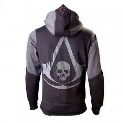 Sudadera Con Capucha Logo Assassin´s Creed IV Black Flag