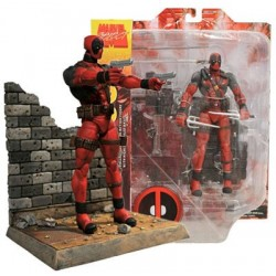 Figura Deadpool Masacre Marvel Select 18 cm - DIAMOND SELECT