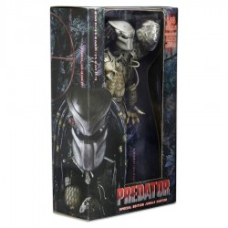 Figura Predator Jungle Hunter Con Luz 45 cm 1/4 NECA