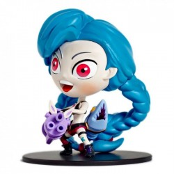 Figura Jinx de League Of Legend LOL 10 cm