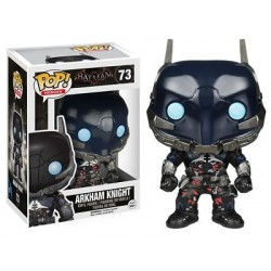 Figura Arkham Knight de Batman Arkham Knight Cabezon Pop Funko 10 cm