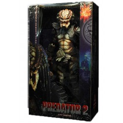 Figura Predators 2 Serie 1 City Hunter 55 cm 1/4 NECA