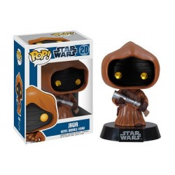 Figura Jawa de Star Wars Cabezon Pop Funko 10 cm