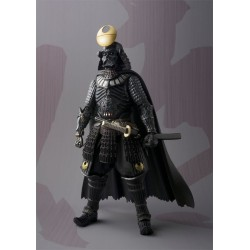 Figura Darth Vader Samurai Taisho Death Star Version 18 cm Star Wars Mei Sho Movie - Bandai Tamashii Nations