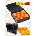 BOLAS DE DRAGON BALL Z CON CAJA - 3,5 CM