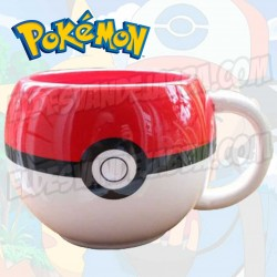 Taza Pokemon Pokebola