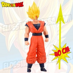 Figura Goku Super Saiyan de Dragon Ball 40 cm