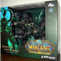 Figura Illidan Stormrage Demon Form World Of Warcraft WOW