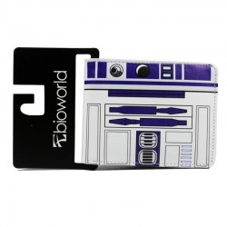 Cartera Billetera R2-D2 Bifold Star Wars Linea eco