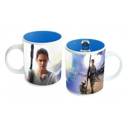 Taza Mug Rey y BB-8 Star Wars Episodio VII