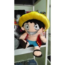Peluche Luffy de One Piece - 35 cm