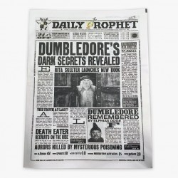 Periodico Daily Prophet - Harry Potter