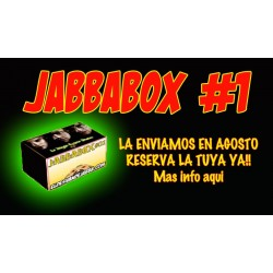 Caja Sorpresa JabbaBox 1 - Tematica Harry Potter