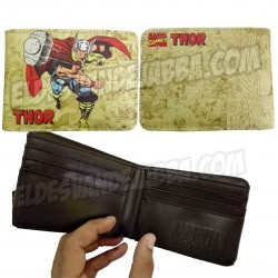 Cartera Billetera Thor