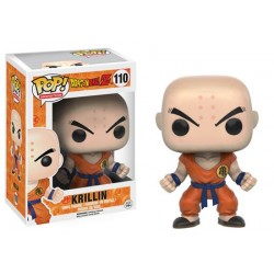 Figura Krilling Dragon Ball Z Pop Funko 10 cm