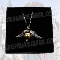 Colgante Snitch de Harry Potter