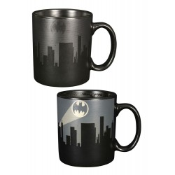 Taza Batman Dark - Sensitiva al Calor Termica