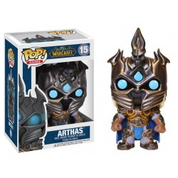 Figura Arthas World Of Warcraft Funko Pop