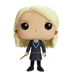 Figura Luna Lovegood de Harry Potter Cabezon Pop Funko 10 cm