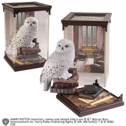 Estatua Hedwig Harry Potter Magical Creatures Noble Collection