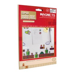 Set Imanes Super Mario Bros 80 piezas