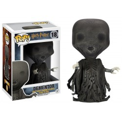 Figura Dementor Harry Potter Cabezon Pop Funko 10 cm