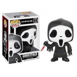 Figura Ghostface Scream Pop Funko 9 cm