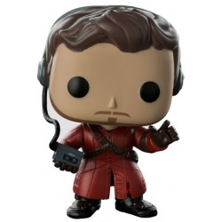 Figura Star-Lord Mixed Tape Star Lord Pop Funko Los Guardianes de la Galaxia 10 cm