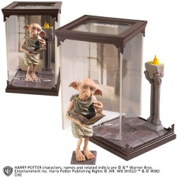 Estatua Dobby Harry Potter Magical Creatures Noble Collection