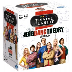 Trivial The Big Bang Theory (Español)