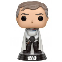 Figura Director Orson Krennic Star Wars Rogue One Cabezon Pop Funko 10 cm
