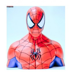 Hucha Spiderman en Pvc Marvel