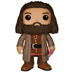 Figura Ruebus Hagrid de Harry Potter Cabezon Pop Funko 15 cm