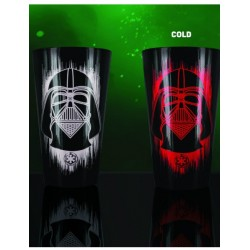 Vaso Rogue One Star Wars Cambia Colores Darth Vader