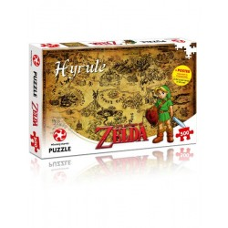 Puzzle The Legend of Zelda Hyrule Field
