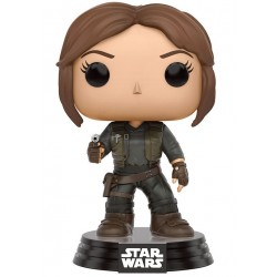 Figura Jyn Erso de Star Wars Rogue One 138 Funko Pop