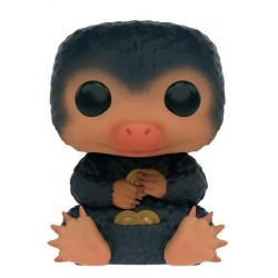 Figura Escarbato Niffler Animales Fantasticos y Donde Encontrarlos Harry Potter Cabezon Pop Funko 10 cm