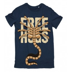 Camiseta Alien Free Hugs